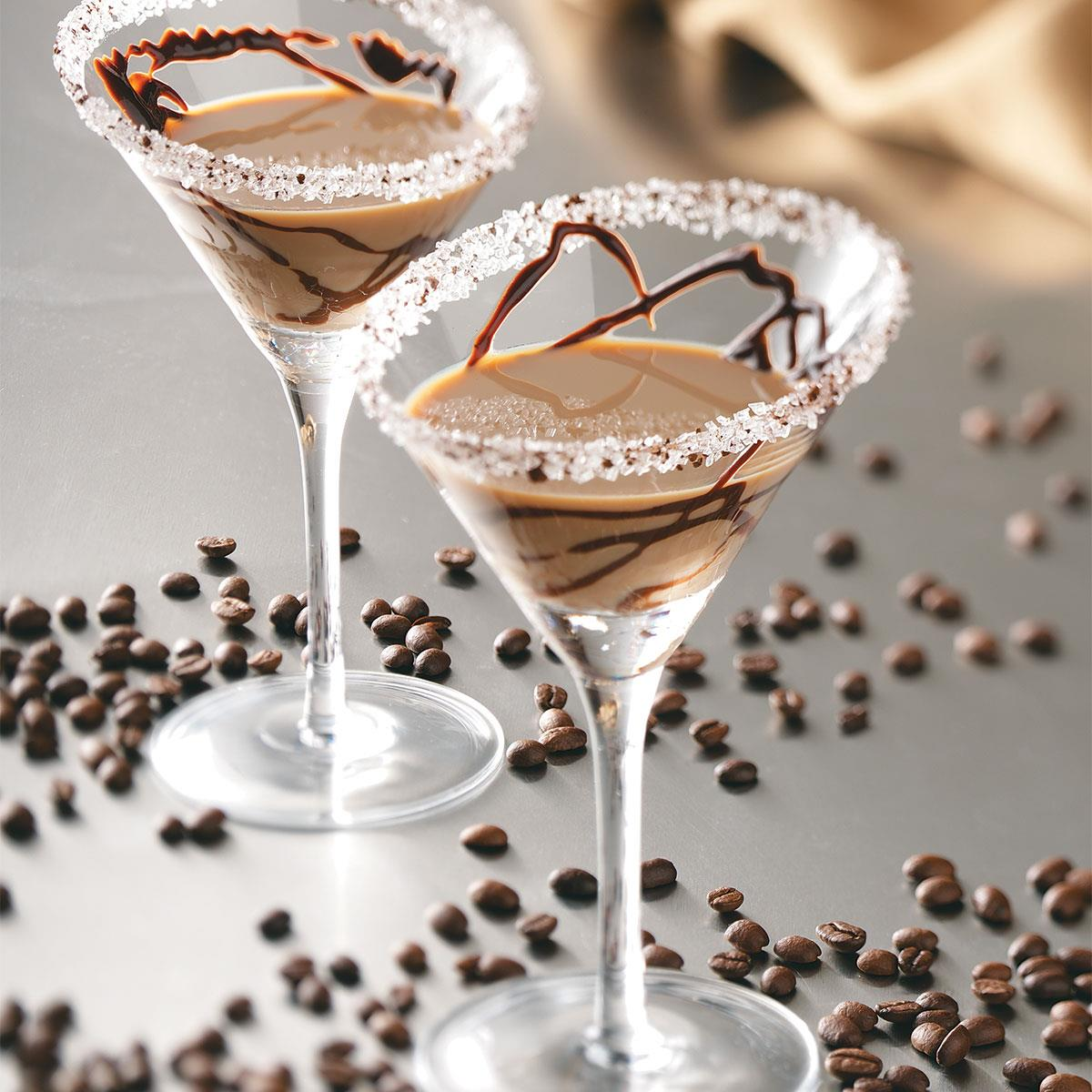 Coffee cream martini taste of home forumfinder Images