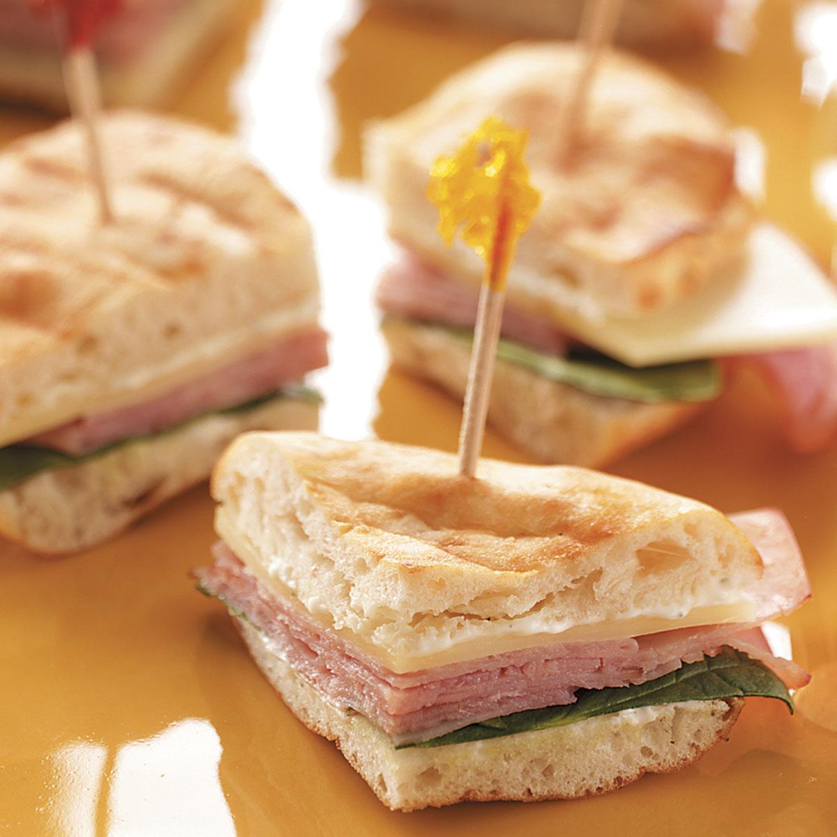 Party Pitas Recipe Taste Of Home