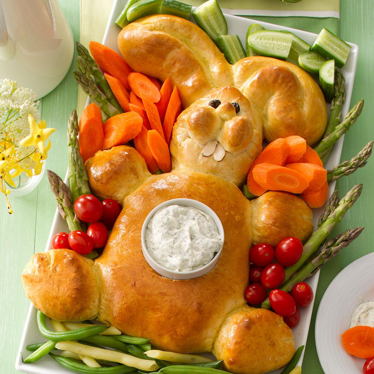 Easter bunny bread recipe taste of home forumfinder Image collections