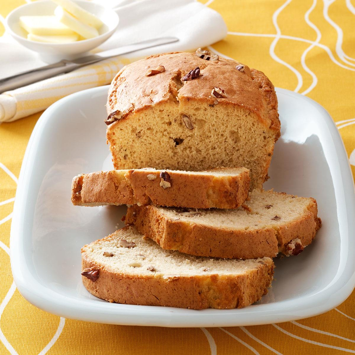 How to make easy banana nut bread