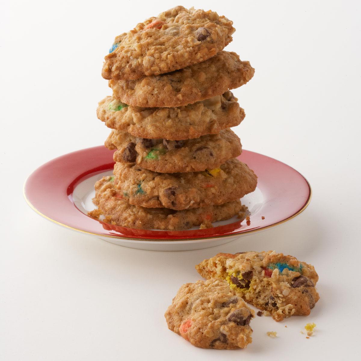 Easy Kitchen Sink Cookies Recipe   Taste of Home