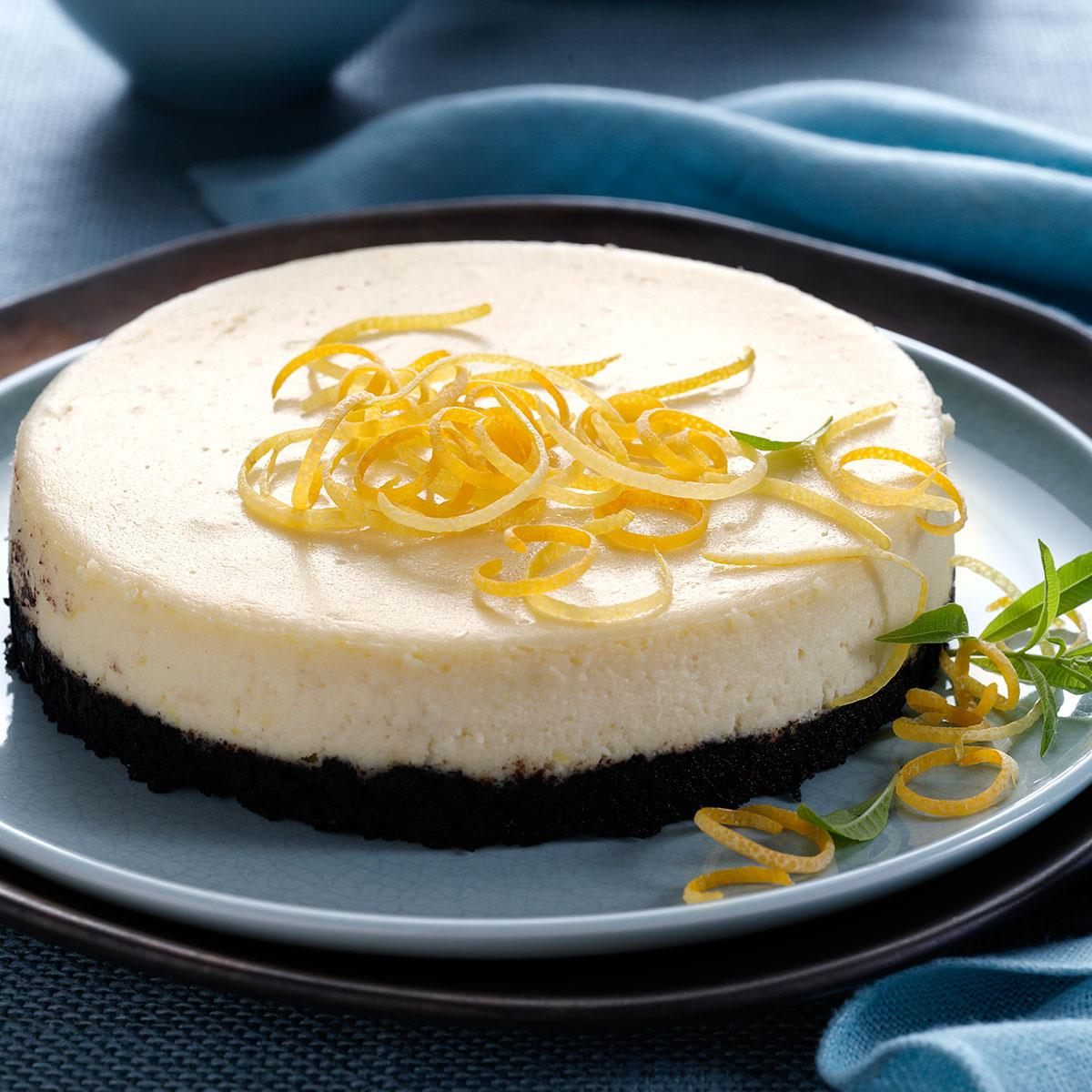 How to cook a homemade cheesecake