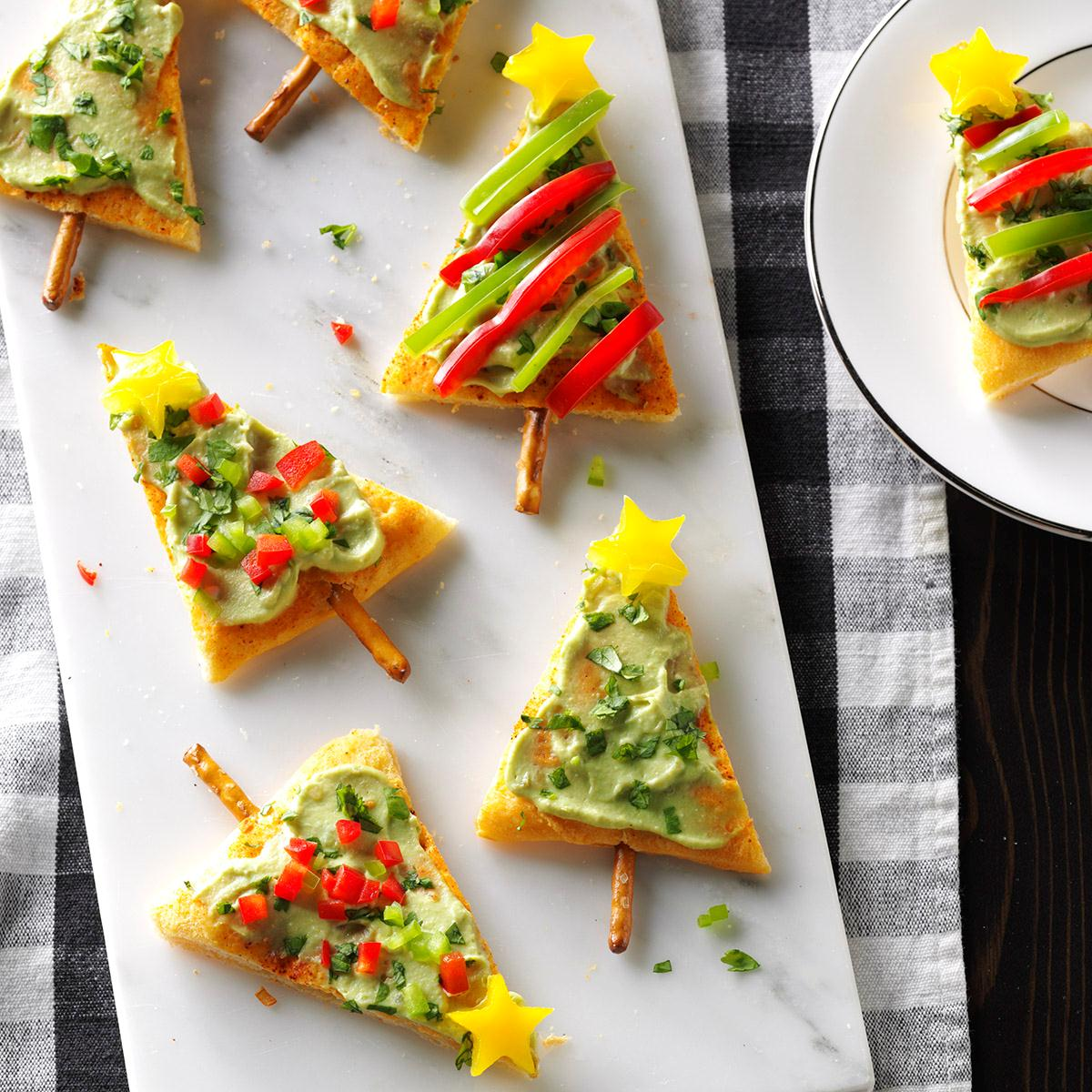 Festive guacamole appetizers recipe taste of home forumfinder Gallery