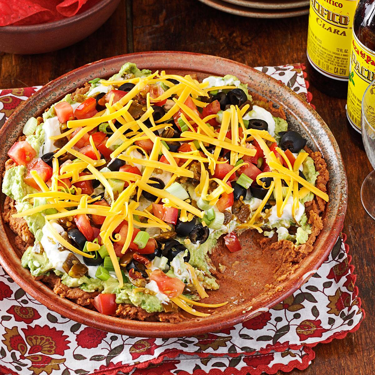 Fiesta appetizer recipe taste of home forumfinder Gallery