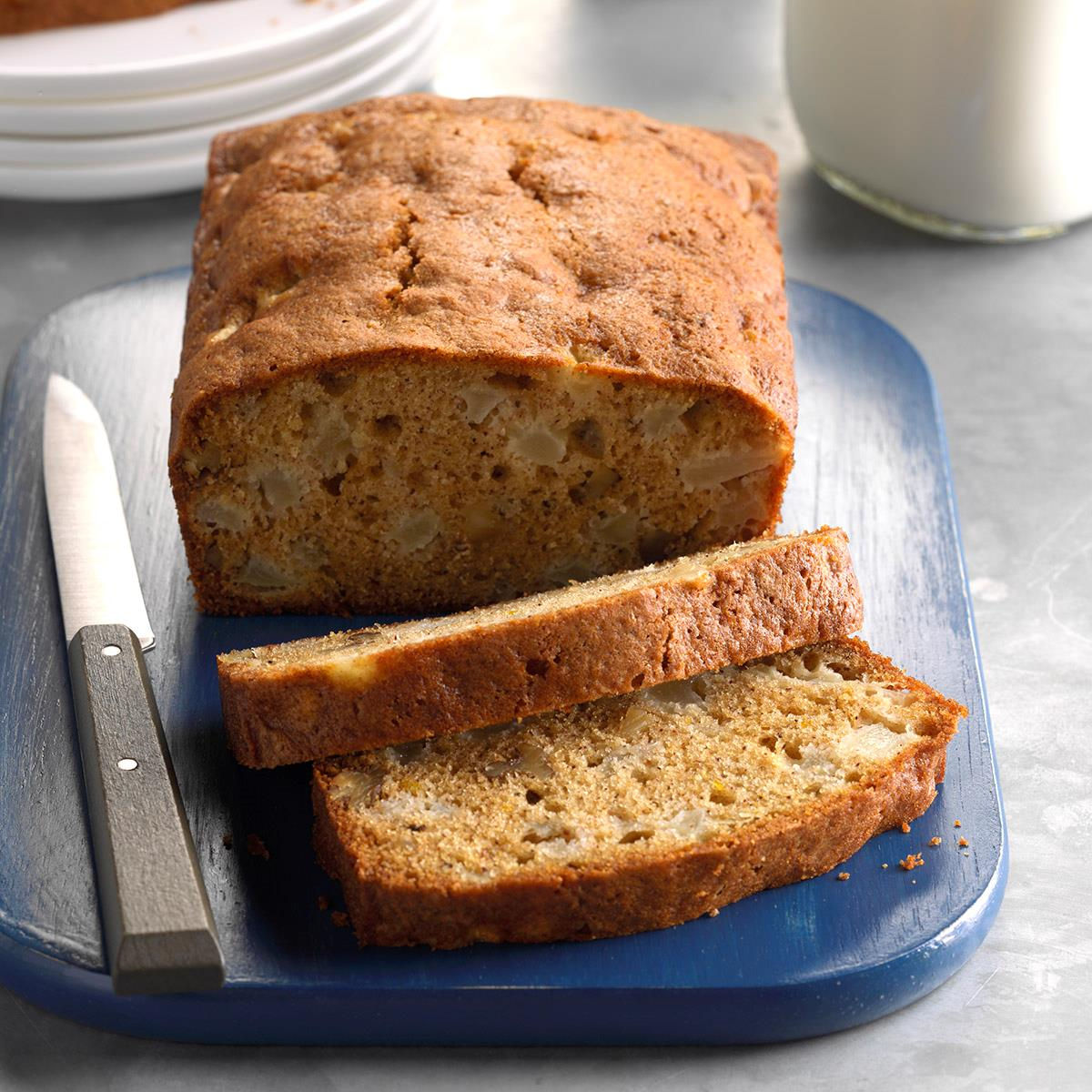 Fresh pear bread recipe taste of home forumfinder Image collections