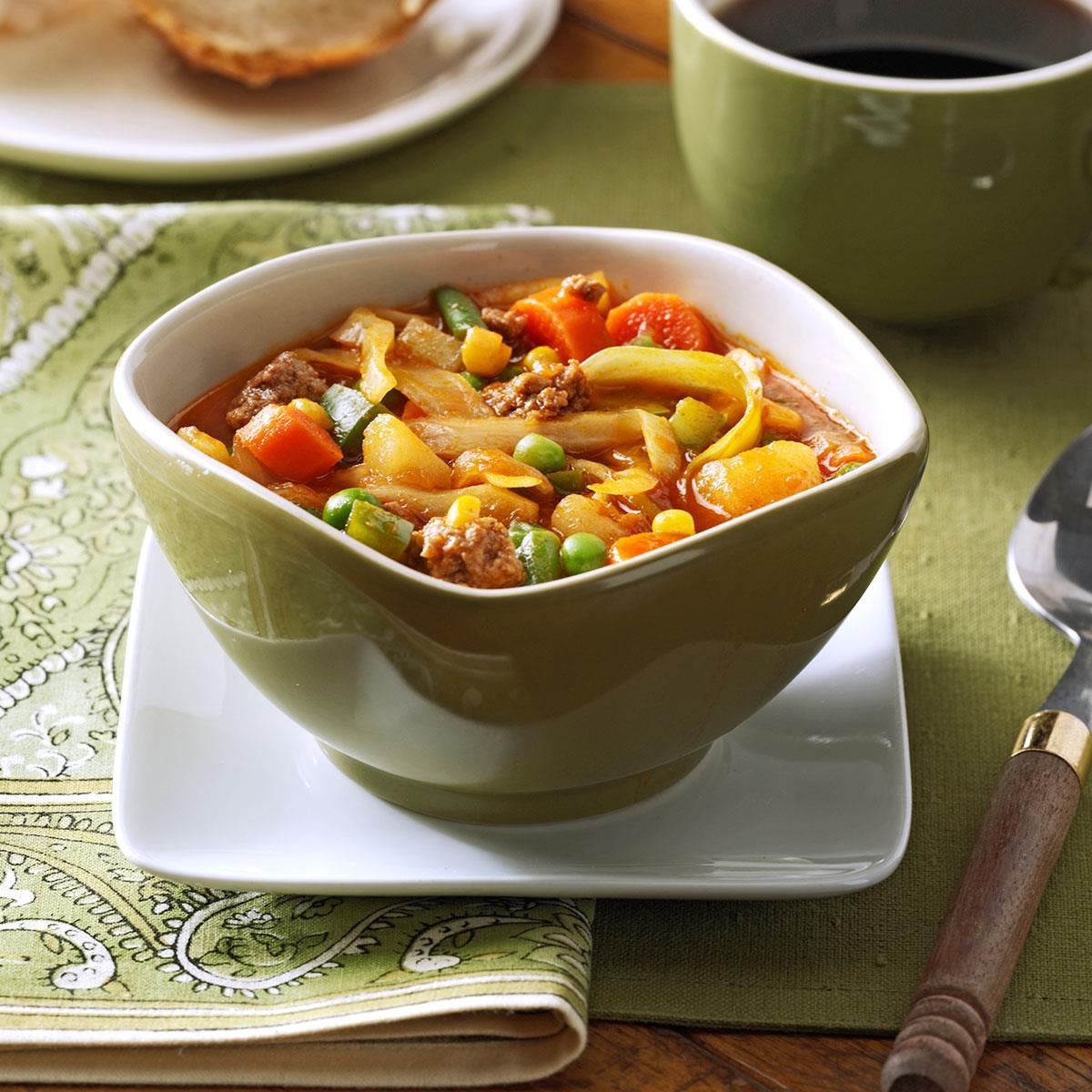 German vegetable soup taste of home forumfinder Images