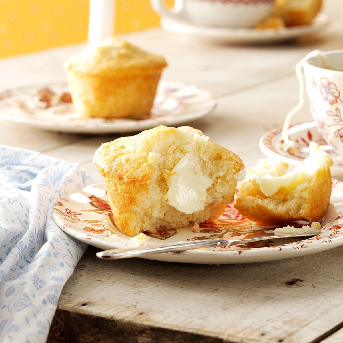 Grandma S Honey Muffins
