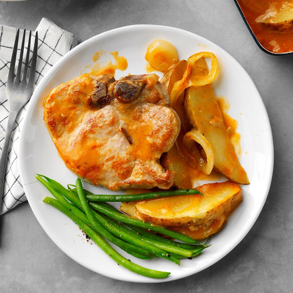 Great Pork Chop Bake