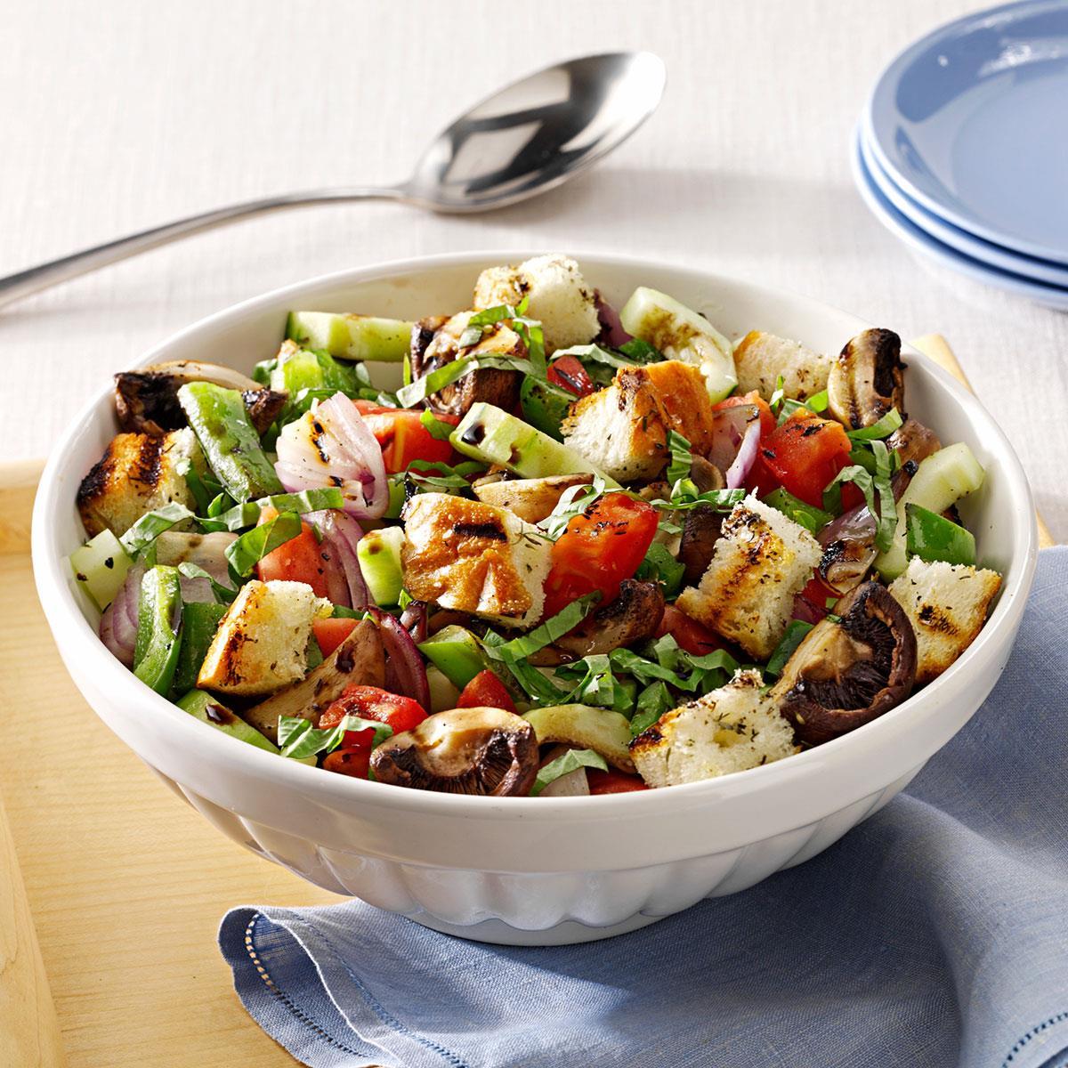 Grilled lebanese salad recipe taste of home forumfinder Gallery
