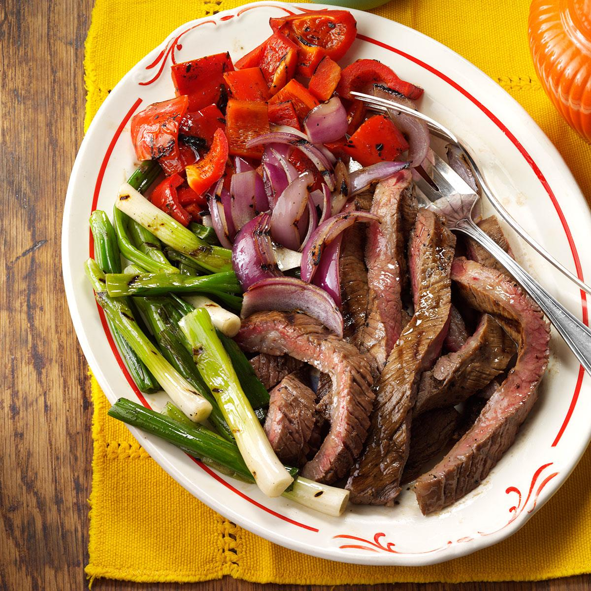 Grilled Skirt Steak Calories