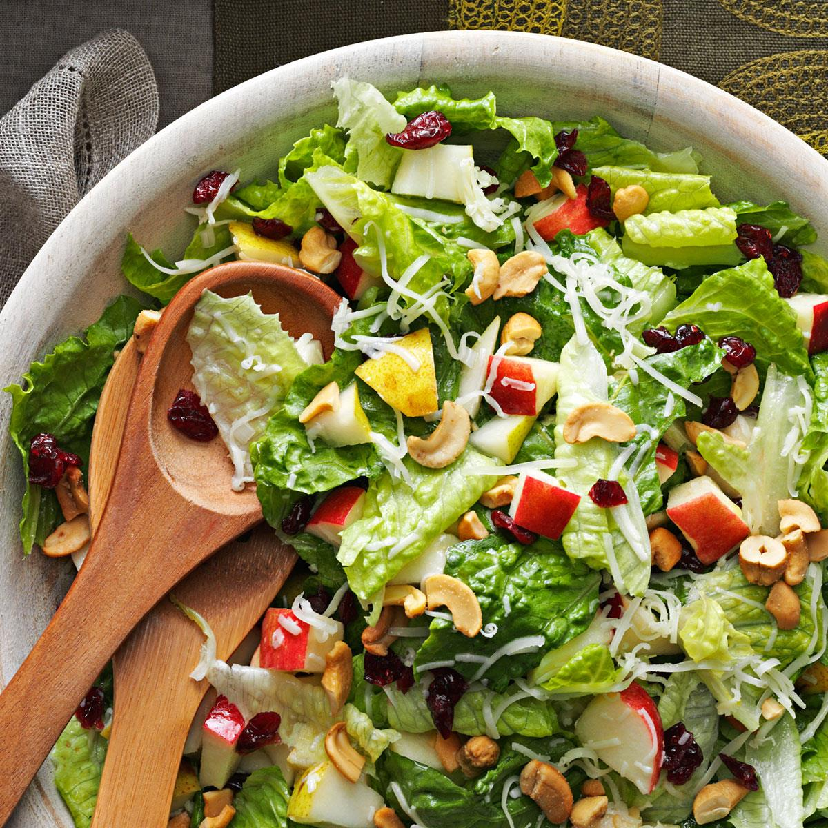 Holiday Lettuce Salad Recipe Taste Of Home