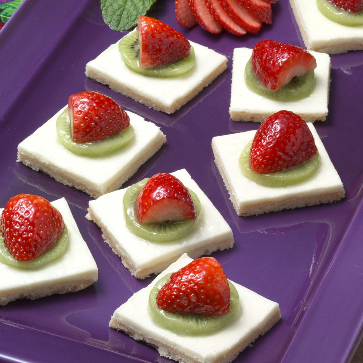 Kiwi dessert squares taste of home forumfinder Choice Image
