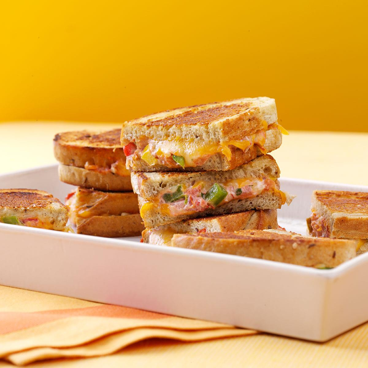 picture How to Make Dessert Grilled Cheese