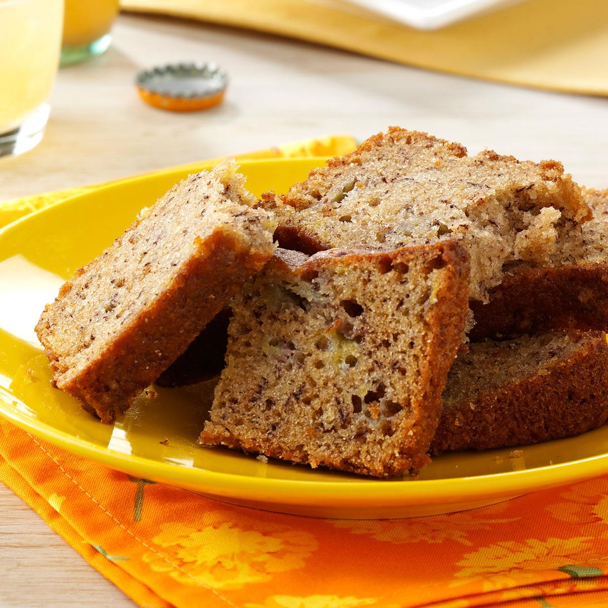 Moist pineapple banana bread taste of home forumfinder Gallery