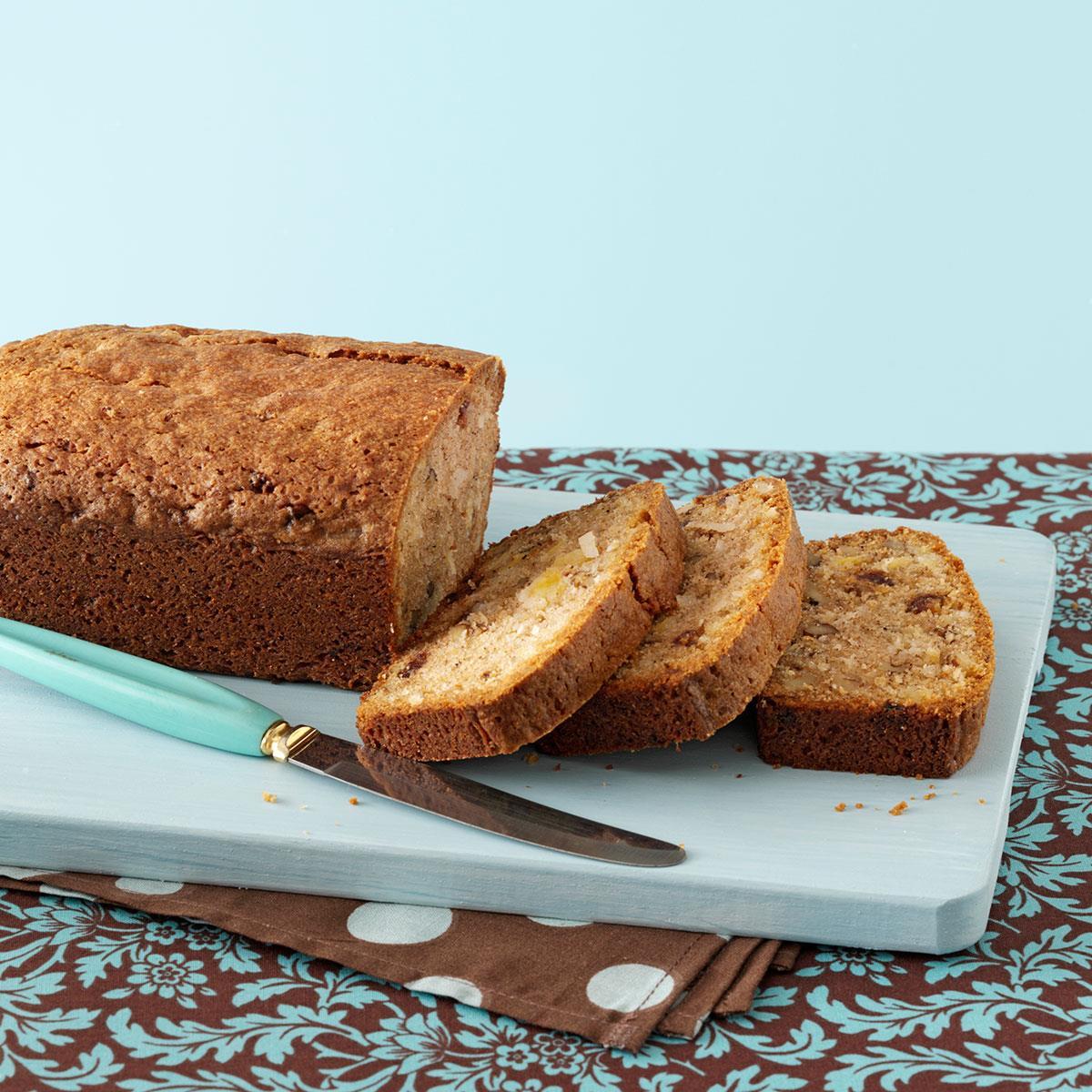 Mom\'s A-to-Z Bread | Taste of Home