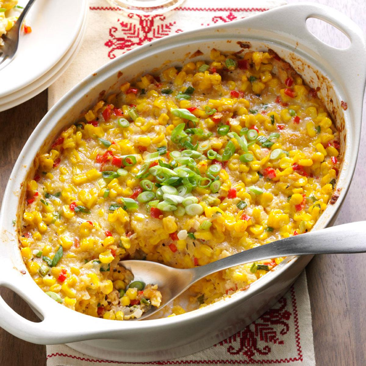 New orleans style scalloped corn recipe taste of home forumfinder Images