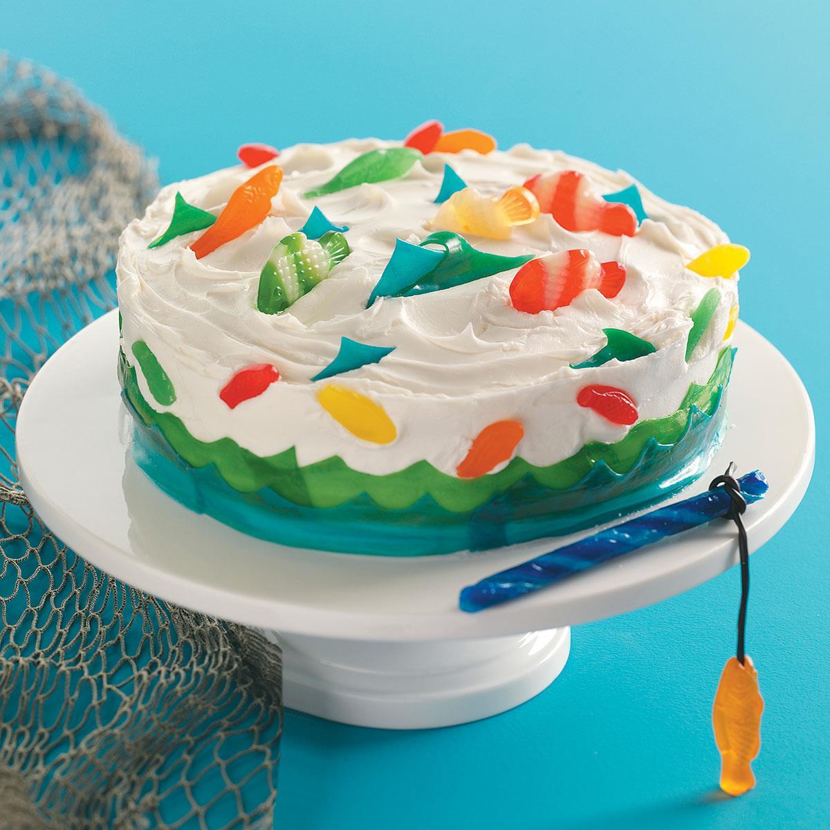 Ocean Cake | Taste of Home
