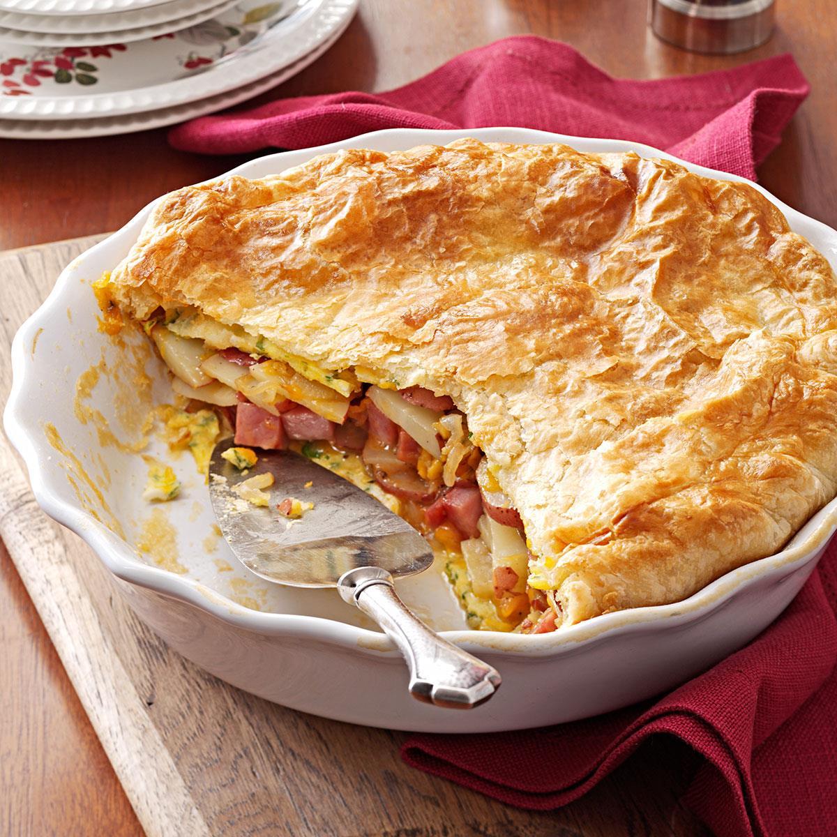 Breakfast Pie Recipe recommend