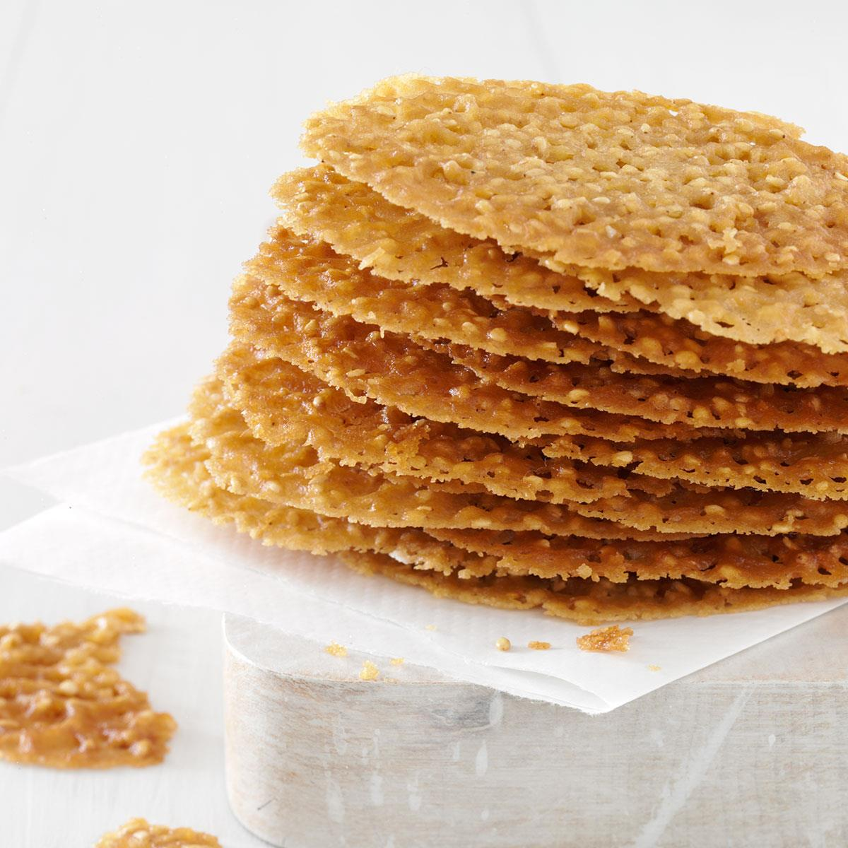 Sesame Cookies 50