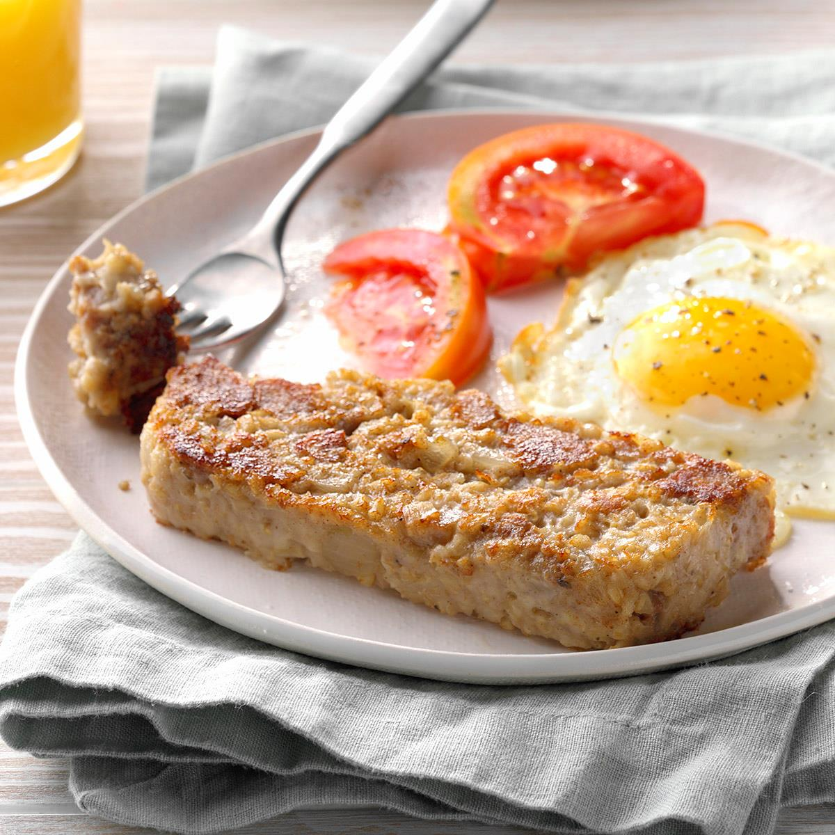 Slow Cooker Goetta