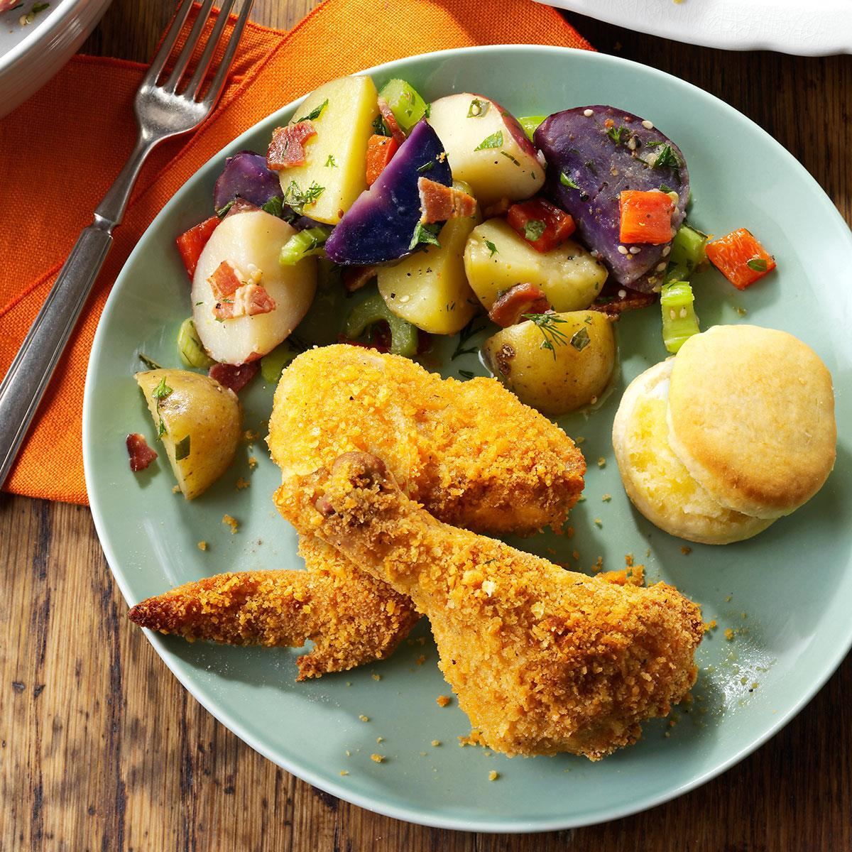 Air Fryer Southern-Style Chicken