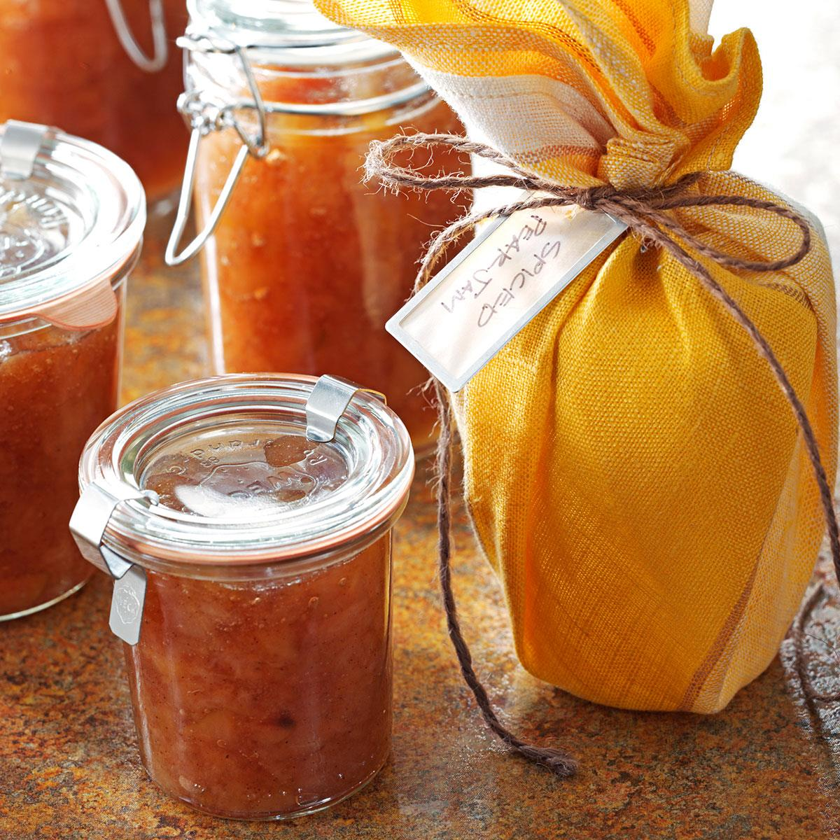 The most delicious pear jam: cooking with love 13