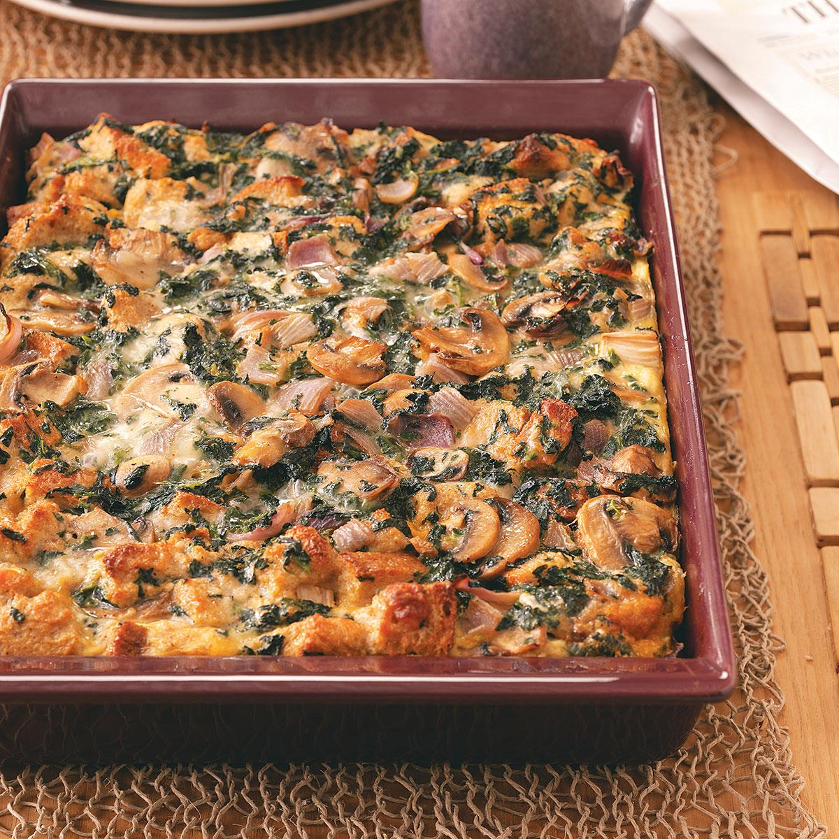 sunday brunch strata taste of home