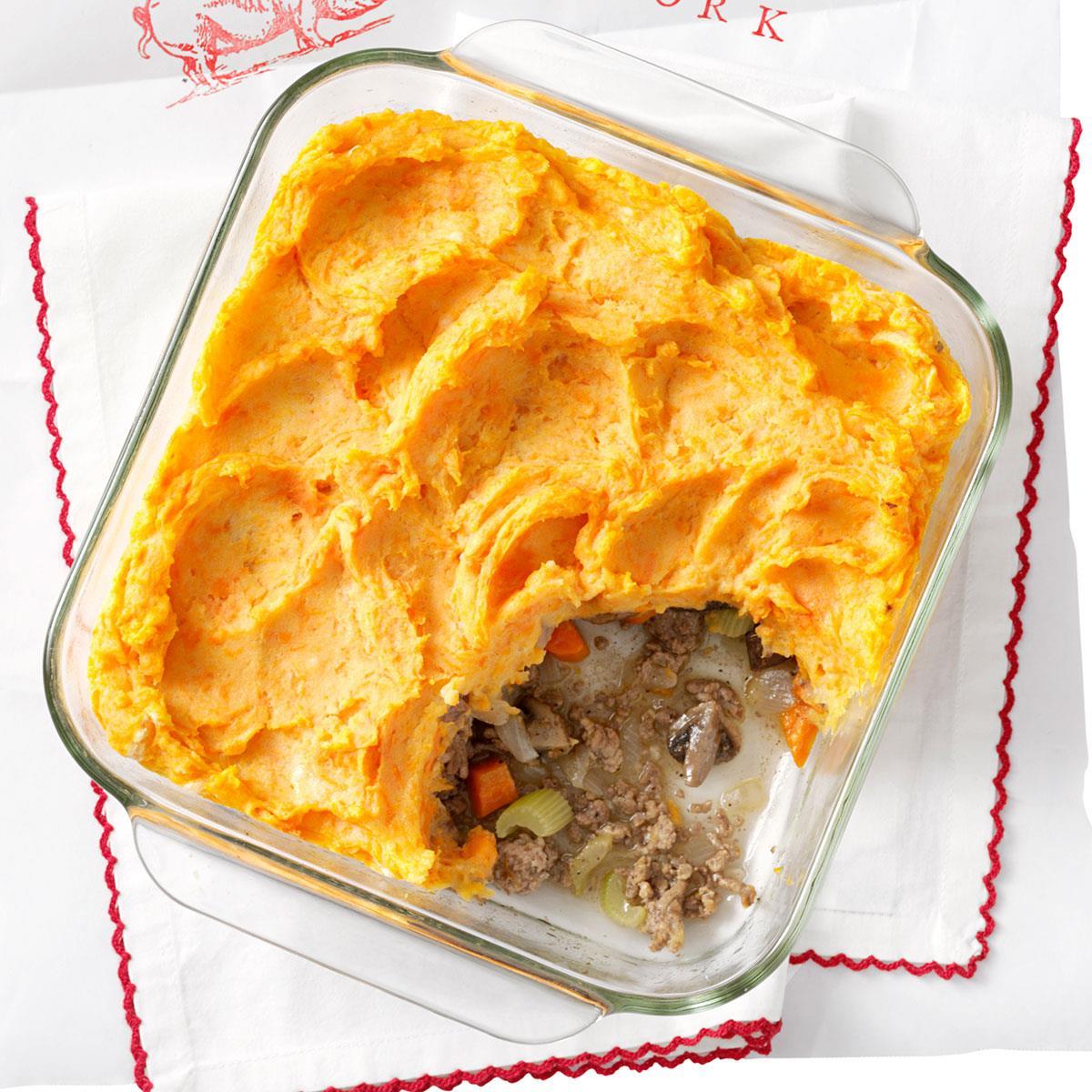 Two-Potato Pie