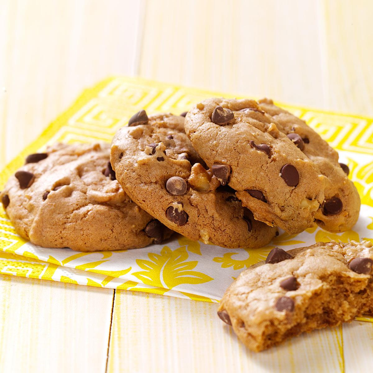 Vegan Chocolate Chip Cookies Recipe Taste Of Home