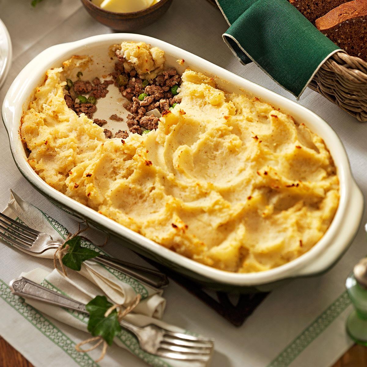 West Virginia Shepherd S Pie Recipe Taste Of Home