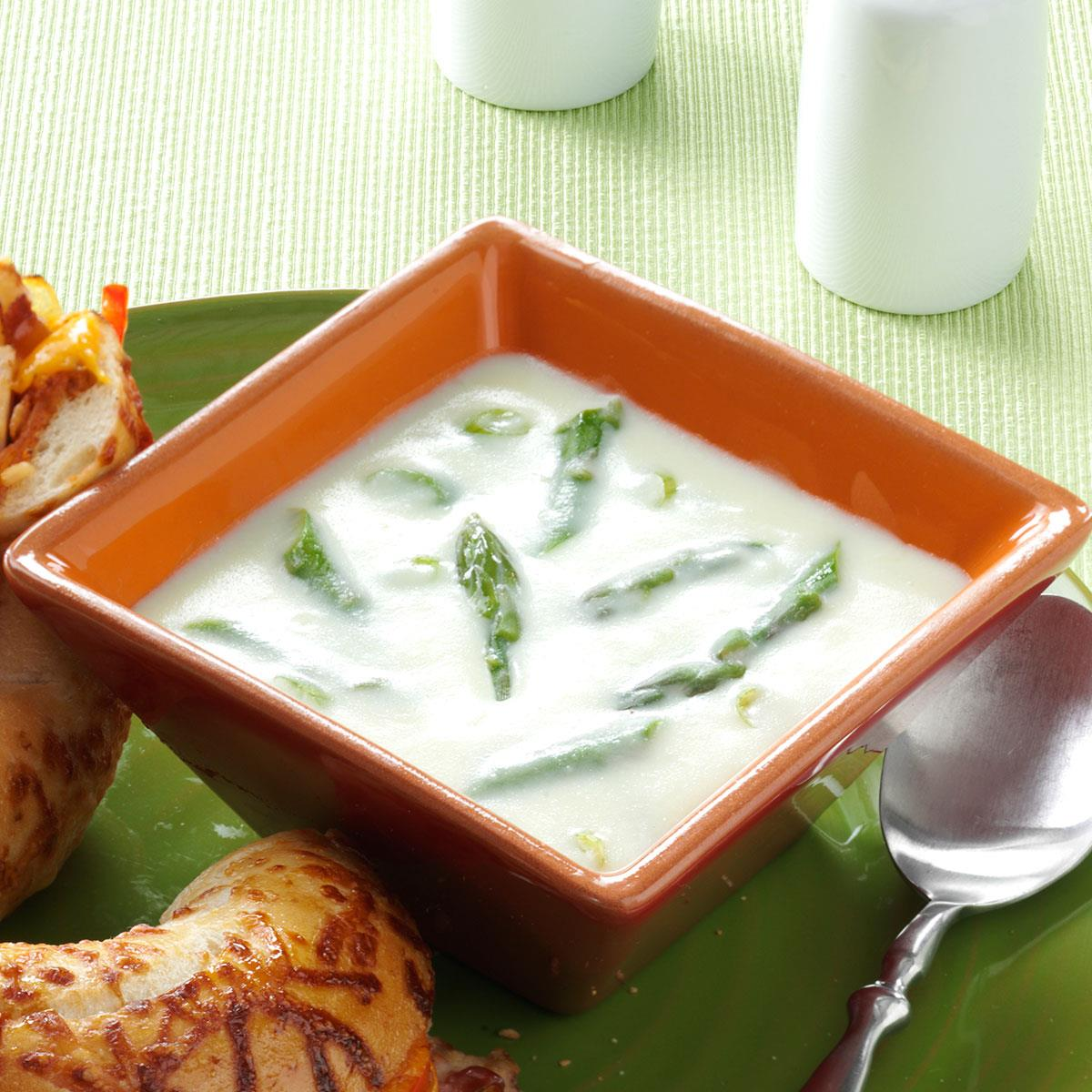 Winning cream of asparagus soup recipe taste of home forumfinder Choice Image