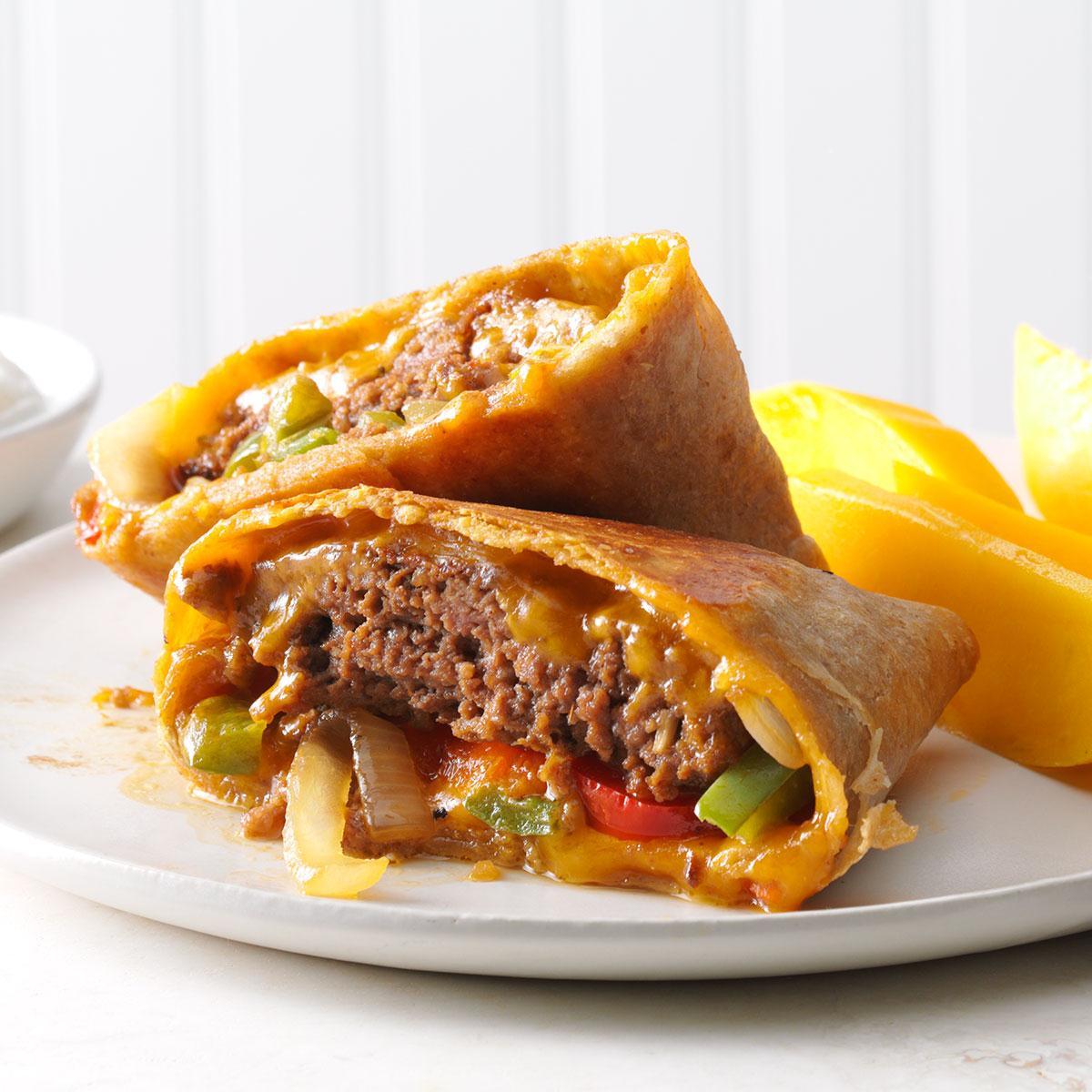 Fajita Burger picture