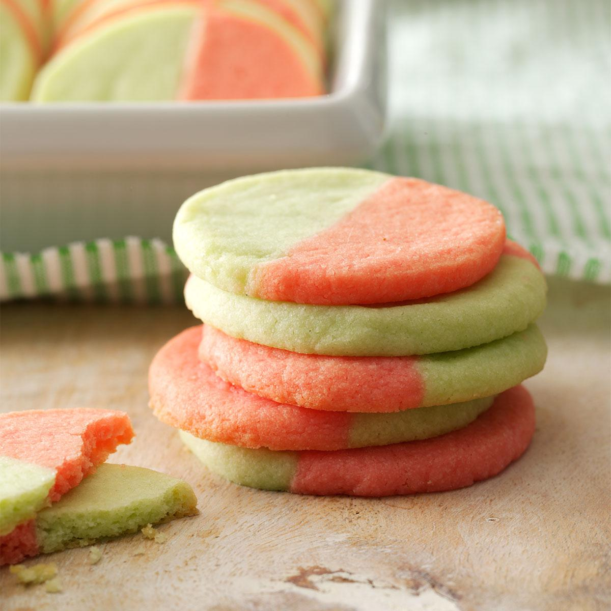 Two recipe cookies) 84