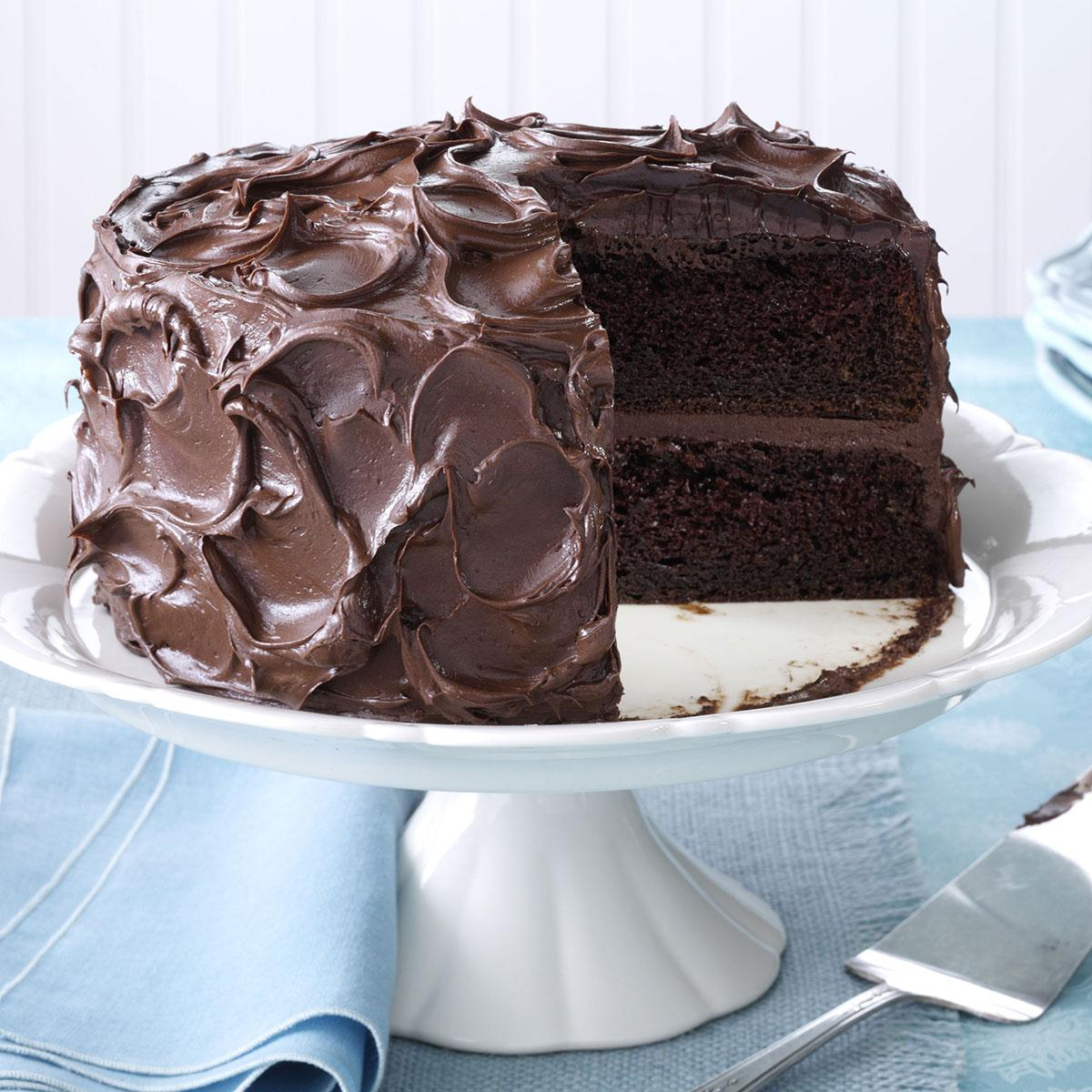 come home to mama chocolate cake recipe taste of home