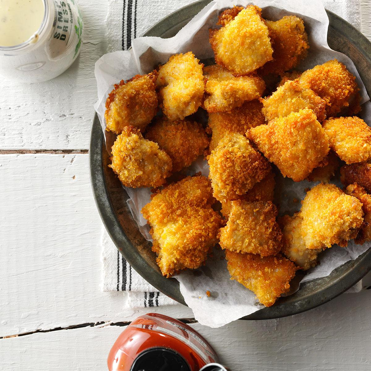 How to cook nuggets at home: recipe 37