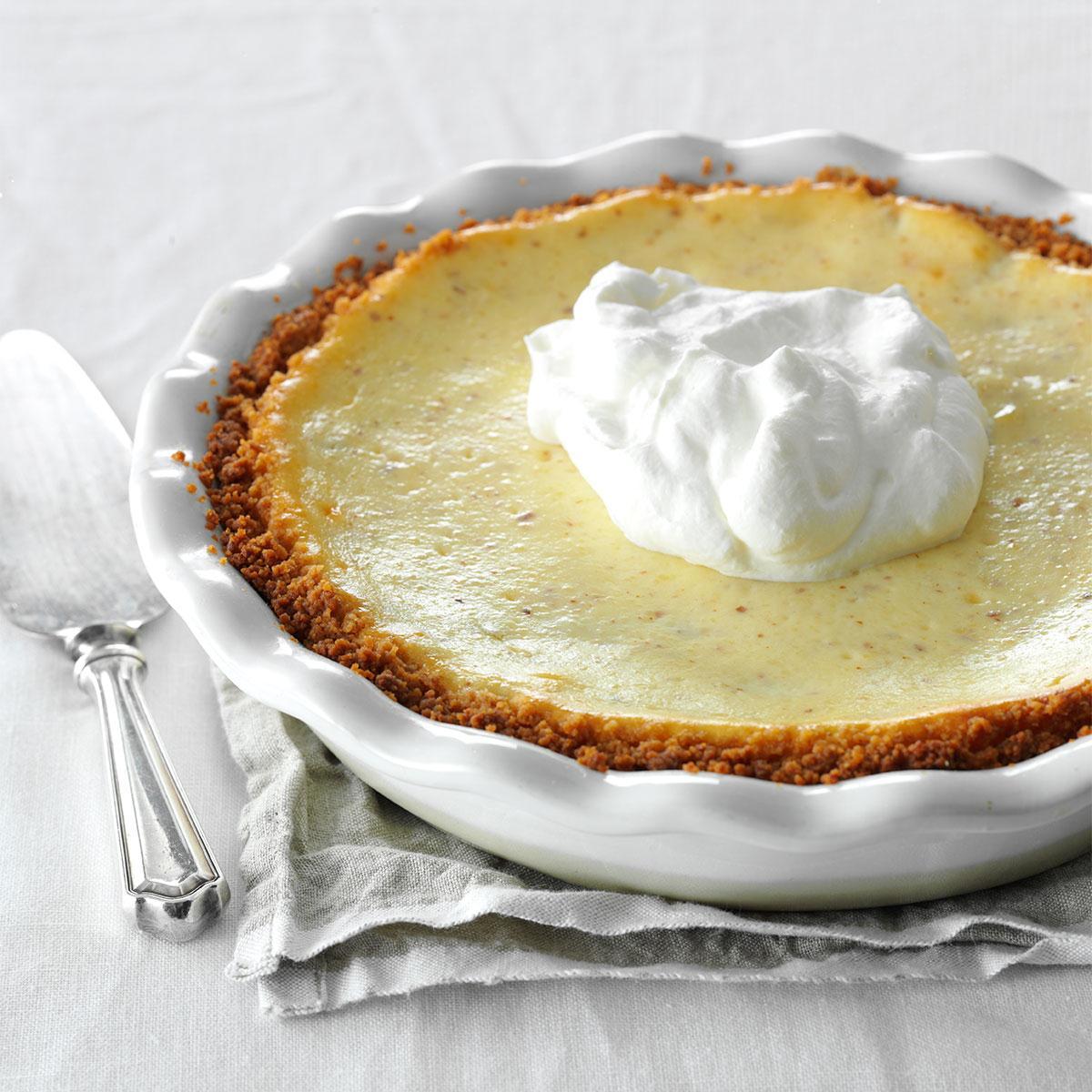 Pineapple-Coconut Cream Pie picture