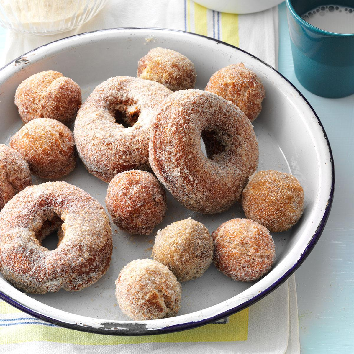 How to make donuts at home: 7 best recipes and 7 secrets of cooking