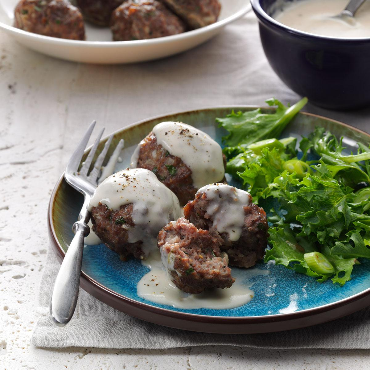 Watch How to Make Danish Meatballs video