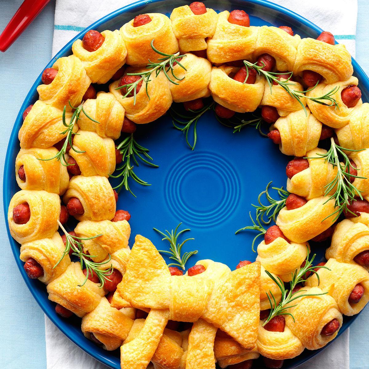 Ring of piggies recipe taste of home forumfinder Choice Image