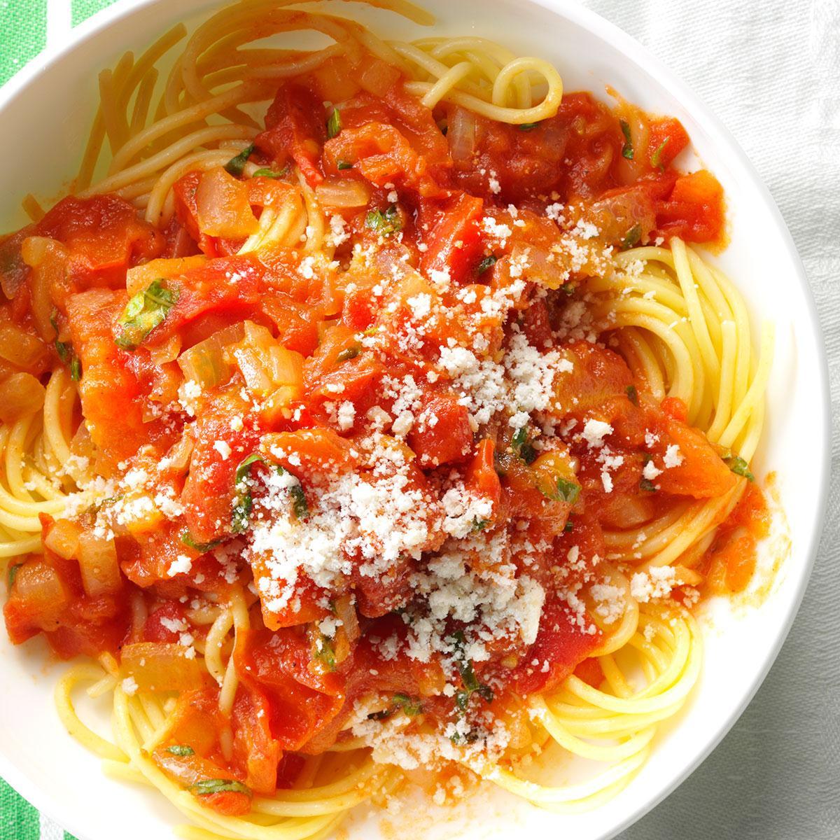 Spaghetti Sauce: Recipe at Home 19