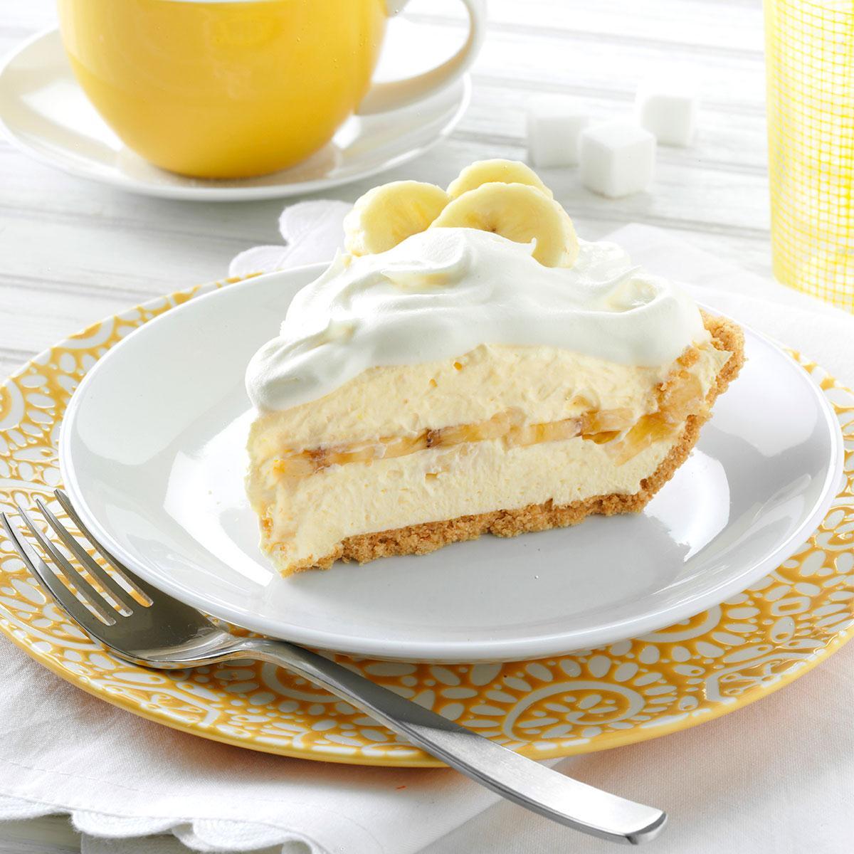 Image result for banana cream pie recipe