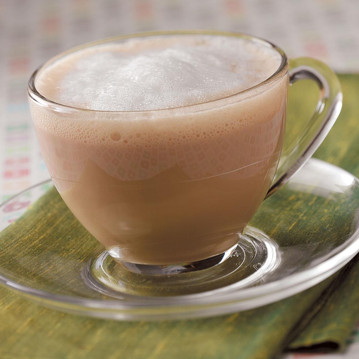 A quick and easy coffee latte recipe like at Starbucks ' 91