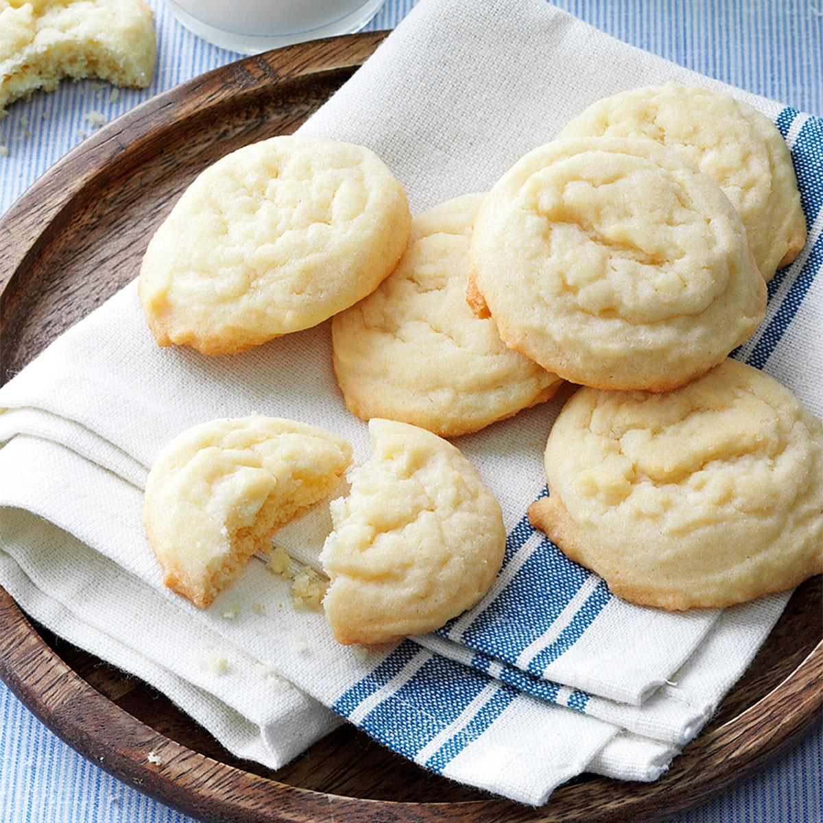 Amish Sugar Cookies Recipe Taste Of Home
