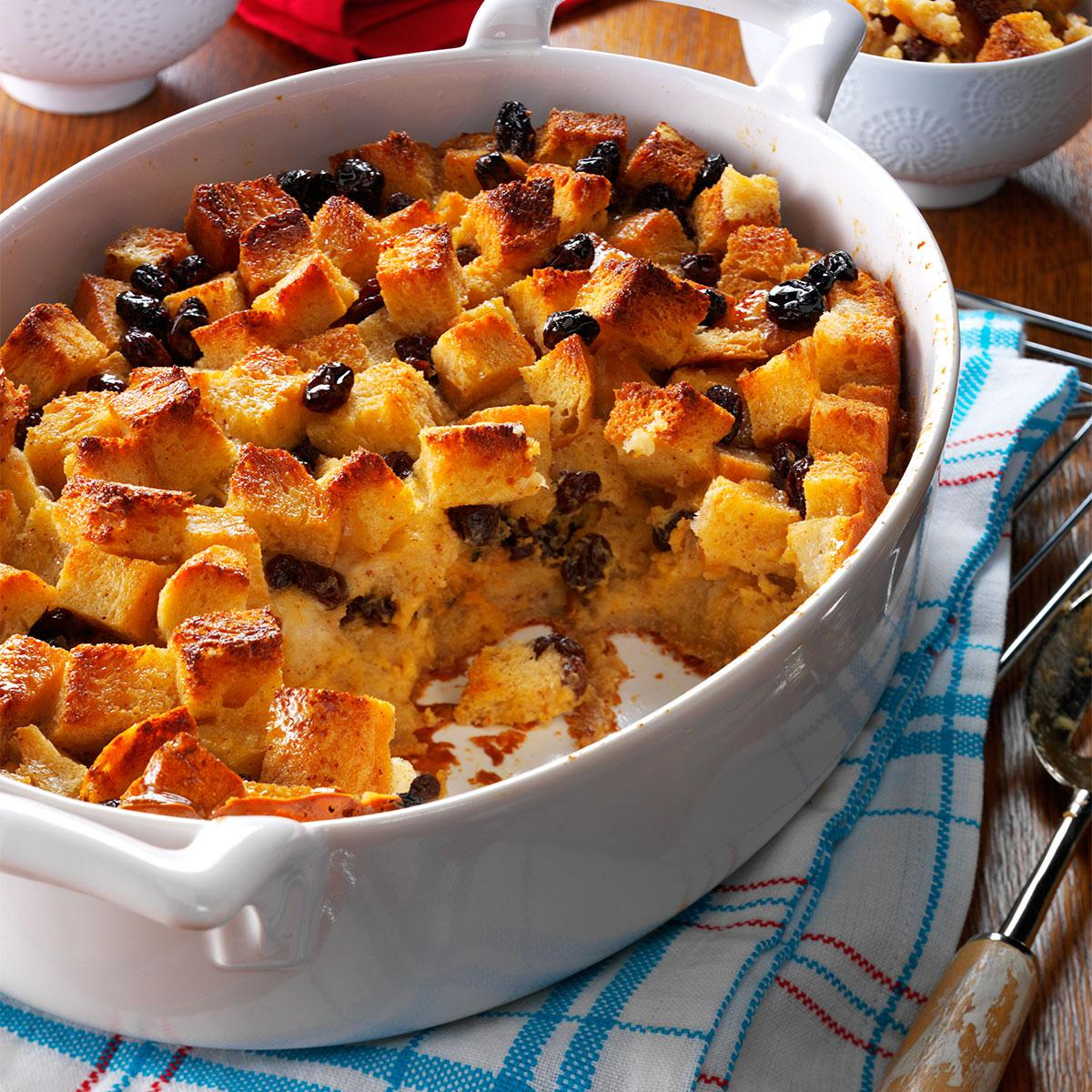 Bread pudding recipe taste of home forumfinder Gallery