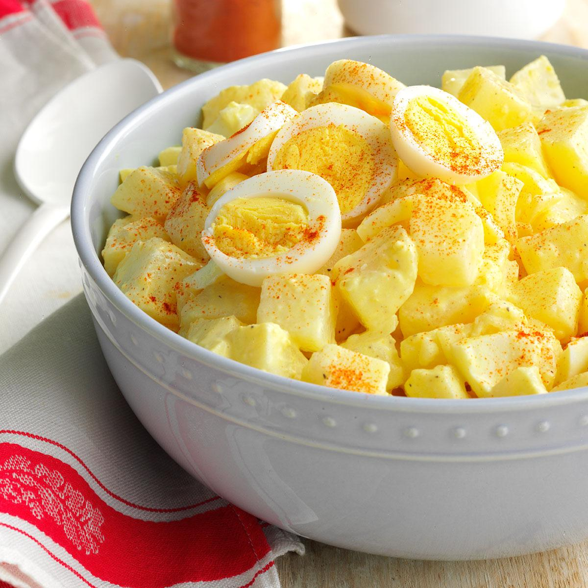 Mamas potato salad recipe taste of home forumfinder Images