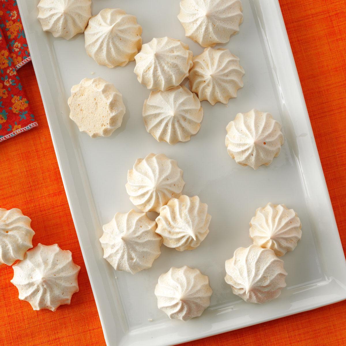recipe: mini meringues recipe [24]