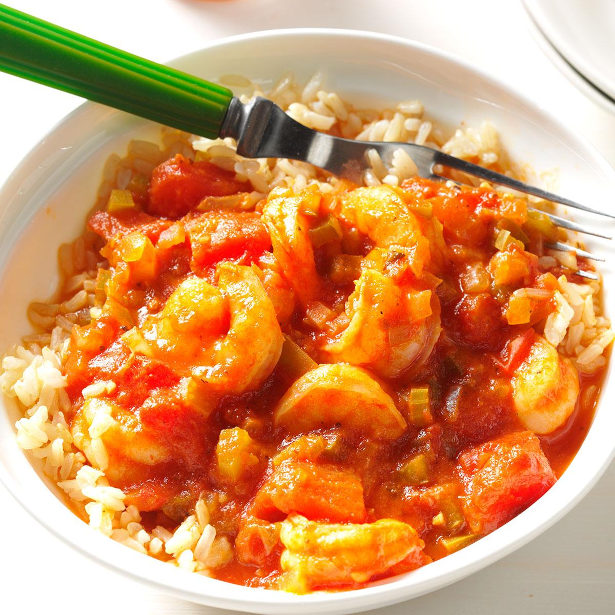 Quick easy new orleans shrimp recipe taste of home forumfinder Image collections
