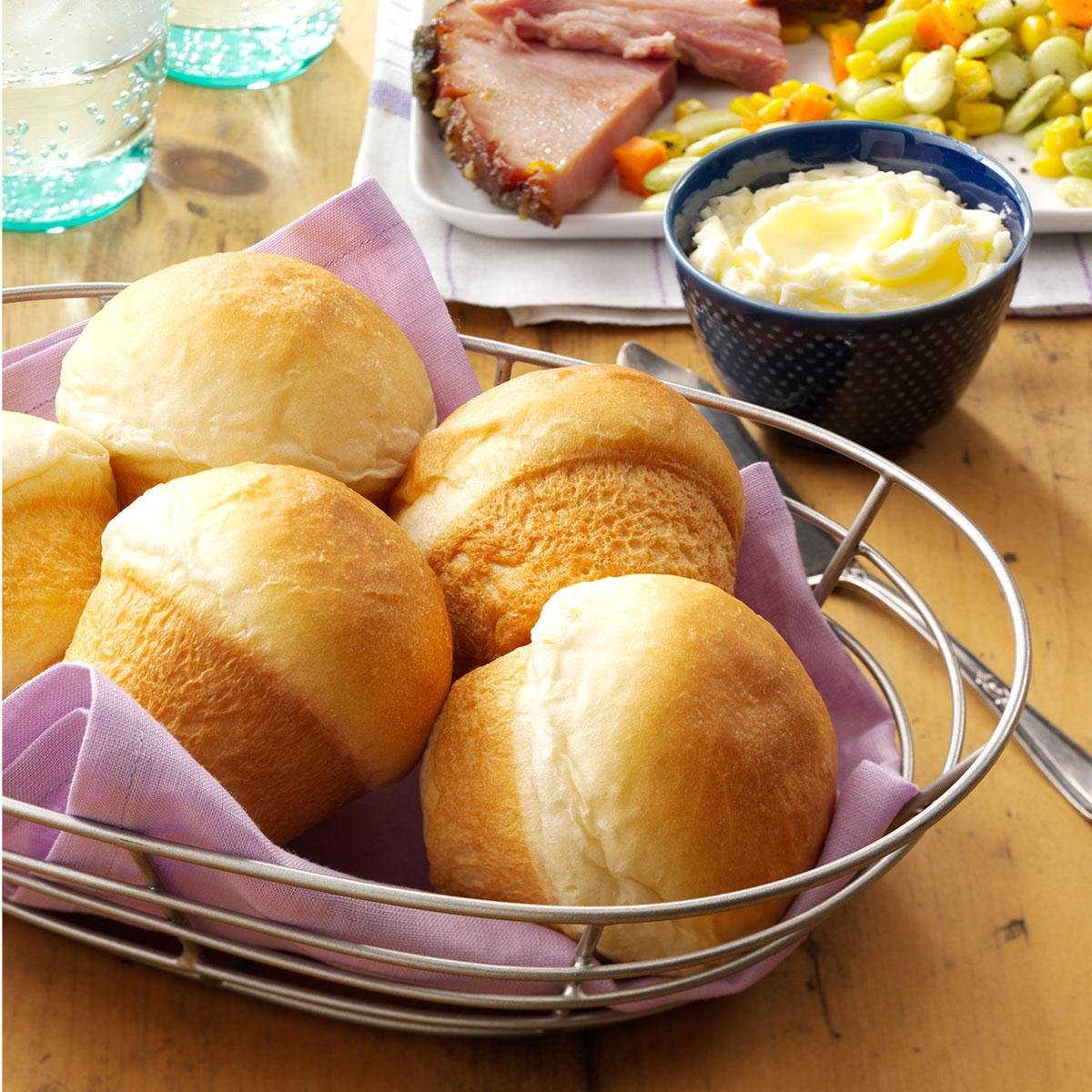 How to prepare rolls at home