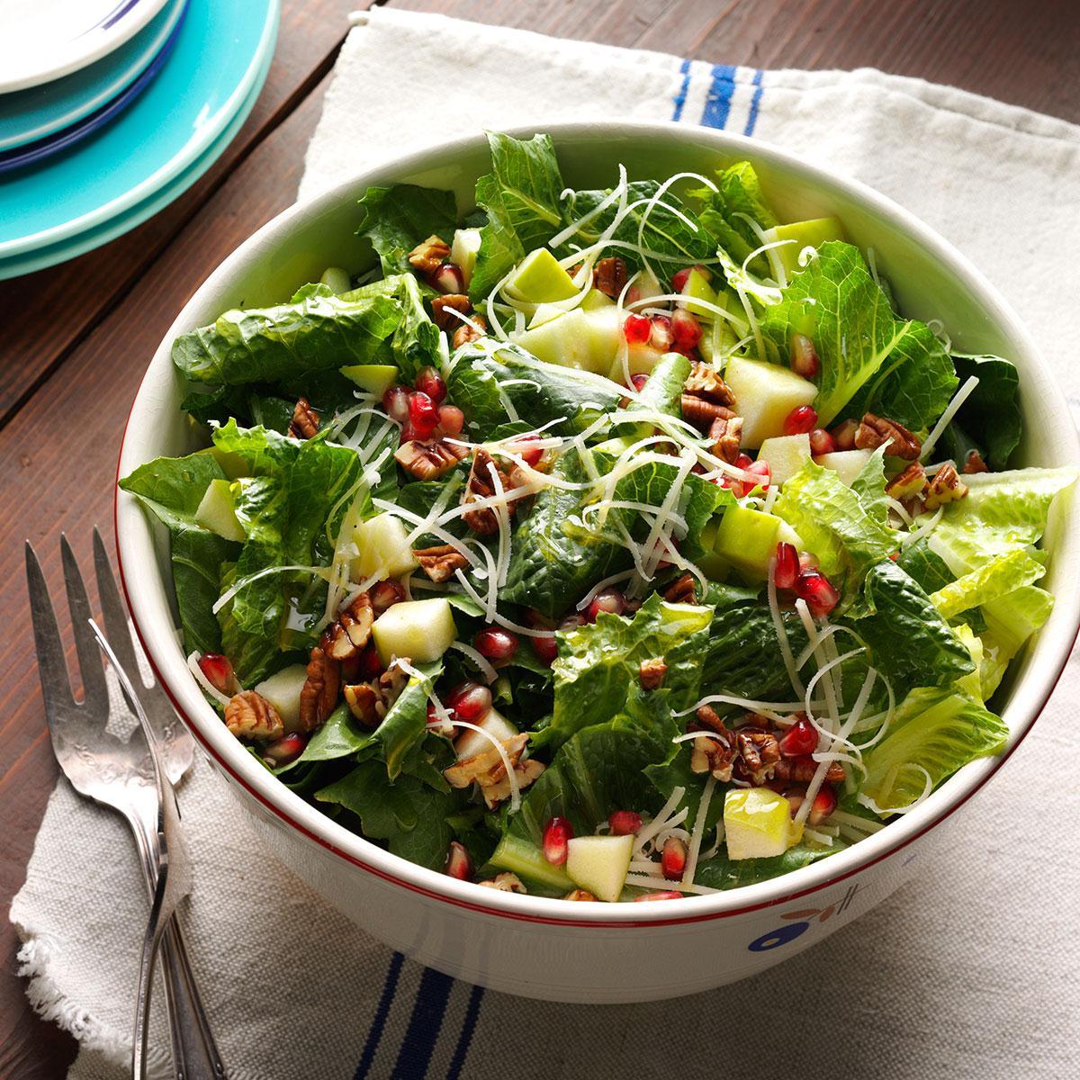 Wendys Apple Pomegranate Salad