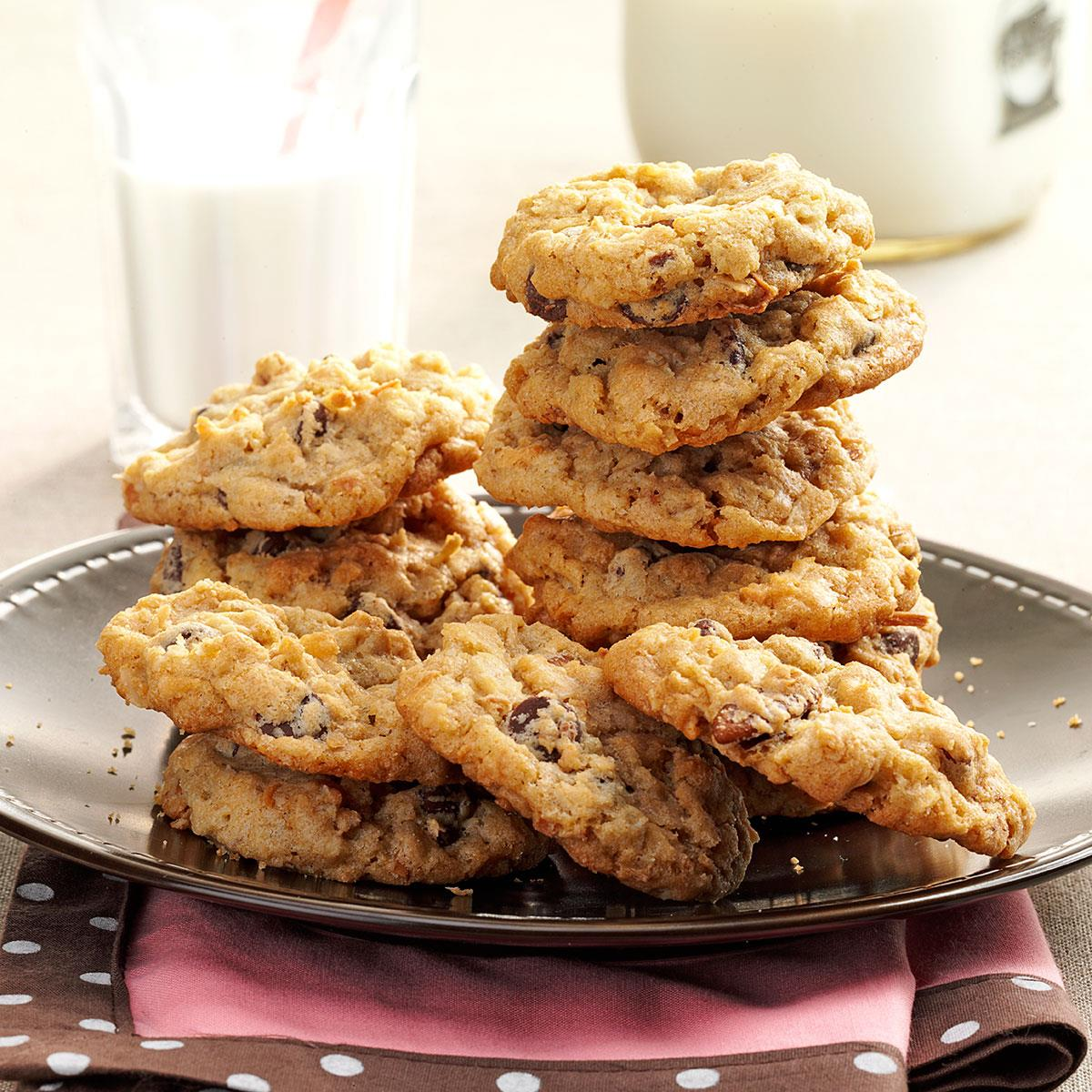 Wyoming Cowboy Cookies Recipe Taste Of Home